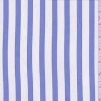 White/Chambray Stripe Shirting