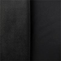 * 3 YD PC--Gridded Soft Shell Fleece - Black
