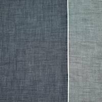 *2 YD PC--Classic Navy Blue Cotton Japanese Selvedge Denim