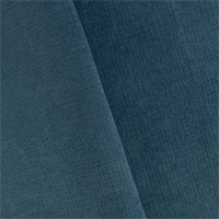 *2 YD PC--Blue Chenille Home Decorating Fabric