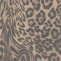 *2 YD PC--Animal Print Cotton