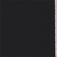 *3 YD PC--Soft Black Silk Chiffon