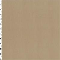 *1 3/4 YD PC--Sandcastle Beige Wool/Cotton Gabardine