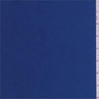 *4 3/8 YD PC--Sapphire Blue Satin
