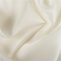 *10 YD PC--Pale Yellow Silk Satin Organza