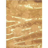 *5 YD PC--Gold Jacquard