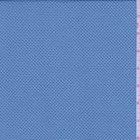 Blue Carnation Pique Activewear