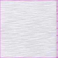 Optic White Textured Double Knit