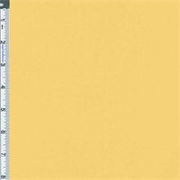 *4 1/8 YD PC--Soft Yellow Rayon Twill