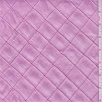 *2 YD PC--Baby Pink Pintuck Taffeta
