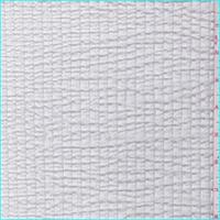 *1 5/8 YD PC--White Ribbon Stretch Lace