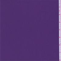 *2 7/8 YD PC--Grape Purple Crepe de Chine