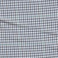 *4 YD PC--White/Black/Green Plaid Shirting