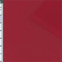 *3 5/8 YD PC--Red Polartec Single Layer Jersey/Texture Grid
