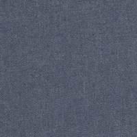 *6 1/2 YD PC--Blue/Ivory Denim
