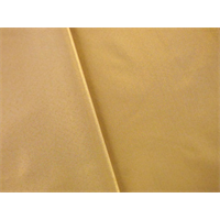 *5/8 YD PC--Gold Woven Lame Fabric