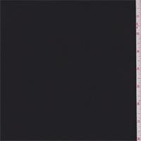 *4 YD PC--Black Silk Chiffon