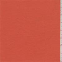 *2 5/8 YD PC--Orange Jersey Knit