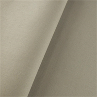*3 YD PC--Stone Gray  Cotton Stretch Suiting
