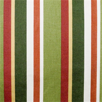 *4 YD PC - Multi Stripe Print Home Decorating Fabric