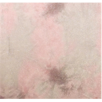 *1 3/4 YD PC--Pink/Purple Glitter Tie Dye Matte Jersey
