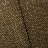*2 YD PC - Mocha Brown Textural Chenille Home Decorating Fabric