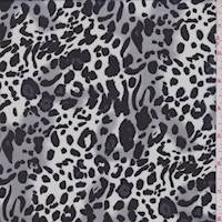 Sterling Animal Print Georgette