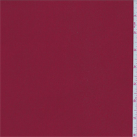 *3 1/2 YD PC--Deep Red Rayon Jersey Knit