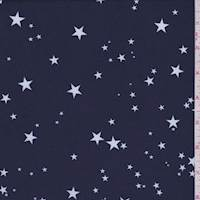 *1/2 YD PC--True Navy Star Activewear