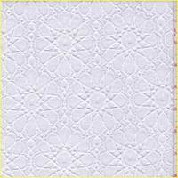 White Modern Floral Lace