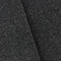 *2 3/8 YD PC--Black Wool Brushed Coating
