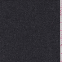 *3 3/4 YD PC--Heather Pewter Wool Jacketing