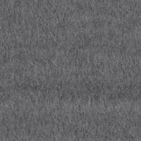 *6 3/4 YD PC--Brushed Charcoal Grey  Jacketing