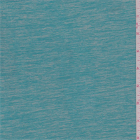 *1 YD PC--Aqua Green Space Dyed Activewear