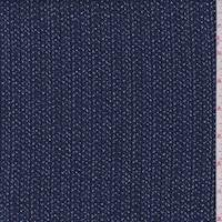 Dark Blue Wicker Weave Jacketing