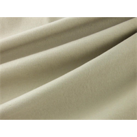 *4 1/2 YD PC--Khaki Beige Cotton Stretch Sateen
