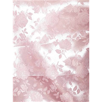 *2 YD PC--Pink Eversong Brocade