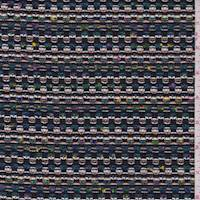 Black Rainbow Boucle Jacketing
