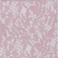 Rose Smoke Floral Lace