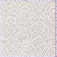 Optic White Art Noveau Lace