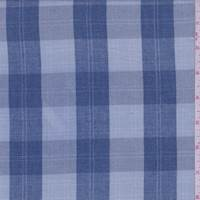 Dusty Sky Plaid Flannel