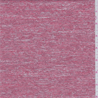 *1 7/8 YD PC--Ruby Red Metallic Suiting