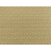 *7 YD PC--Beige Diamond Dot Home Decorating Fabric