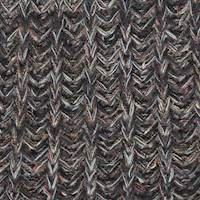 *1 1/4 YD PC--Multicolored Cable Knit