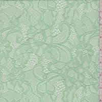 Mint Floral Lace