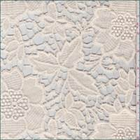 Cream Large Floral Guipure Lace