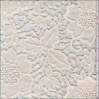 Cream Large Floral Guipure Lace