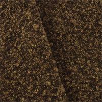 *1 YD PC - Sienna Brown Herringbone Boucle Upholstery Fabric