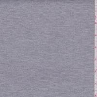Heather Grey Double Knit