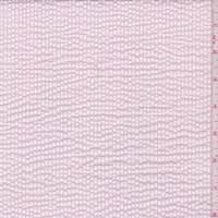 Pink Stripe Seersucker